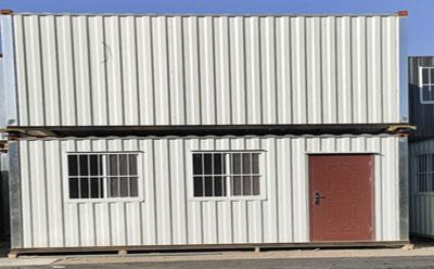 彩钢集装箱活动房